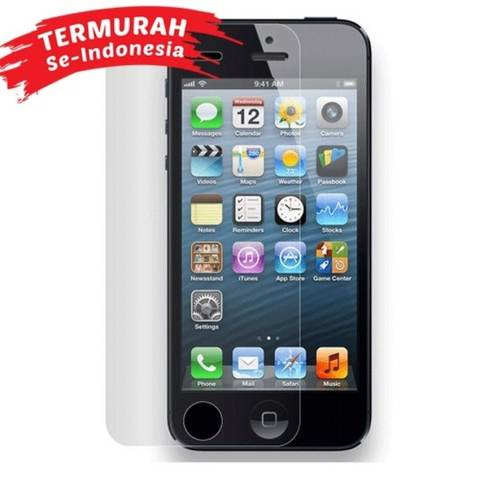 Taff 2.5D Tempered Glass Curve Edge Protection Screen 0.26mm for iPhone 5/5s
