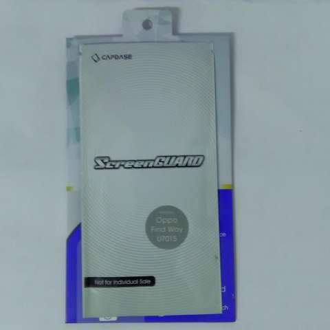 Tempered Glass Oppo Find Way U7105 Pelindung Layar Temper Glas Oppo Find Way U7105Screen Protector Untuk