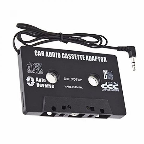 CHEER Konverter Adaptor Kaset Tape Mobil - 2 ... Source · Receiver .