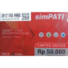 Telkomsel Simpati 11 Digit Nomor Cantik 0812 55599 60