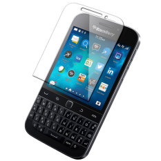 Tempered Glass Blackberry Q10 Screen Protector  - Putih Transparant