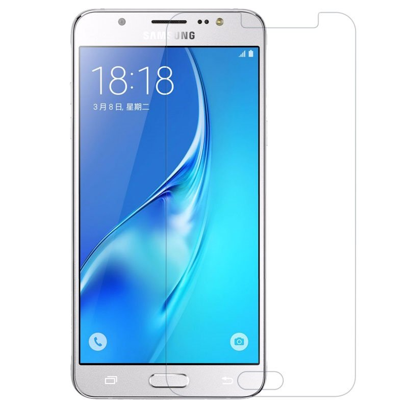 Vn Samsung Galaxy J5 (2016) / J510 / 4G LTE / Duos Tempered Glass 9H Screen Protector 0.32mm - Transparan