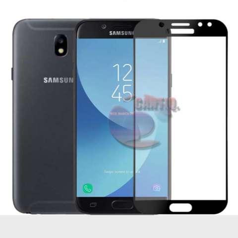 Tempered Glass Full Screen Black Samsung Galaxy J5 Pro J530 2017 9H Screen Anti Gores Kaca