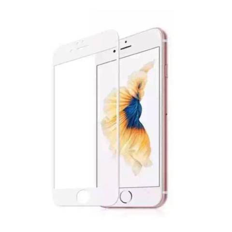 Tempered Glass Full Screen White for iPhone 6/ Iphone6/ iPhone 6G/ iphone 6S