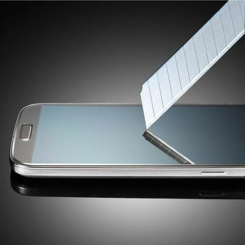 Tempered Glass Oppo F1 Selfie - Clear - Anti Crash Film
