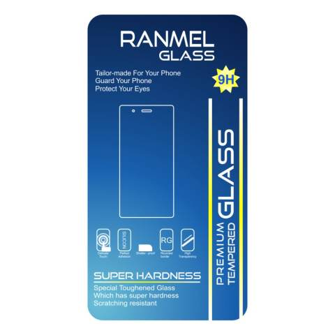 ... Tempered Glass Ranmel for Xiaomi Redmi Note 4 3 GB 64 GB Screen Protector Putih Transparant