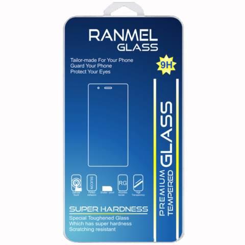 Tempered Glass Ranmel Sony Xperia Z Screen Protector - Putih Transparant