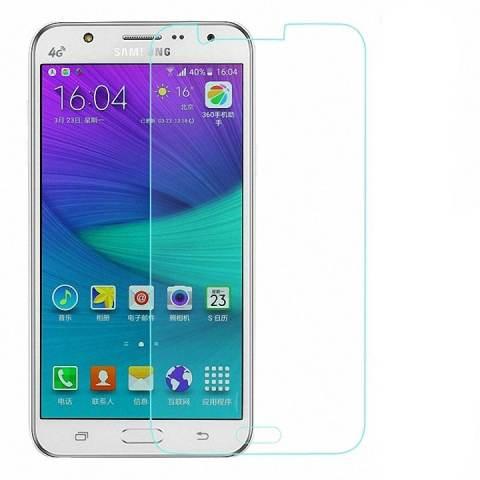 Home; Tempered Glass Samsung Galaxy J5 2016 Screen Protector - Putih Transparant