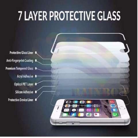 Tempered Glass Samsung Galaxy Mega 6.3 inch i9200 Screen Protector / Pelindung Layar Tab / Anti
