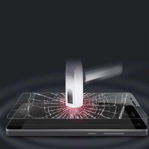 Tempered Glass Xiaomi Redmi Note 4 Screen Protector Pelindung Layar Kaca Anti Gores - Bening