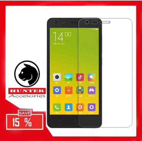 Termurah-Tempered Glass-Anti Gores Untuk Xiaomi Redmi 2 Ultra Hard 9H