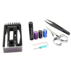 The Toolbox Of Electronic Cigarette All In One Coil Toolkit Vape/Vapor
