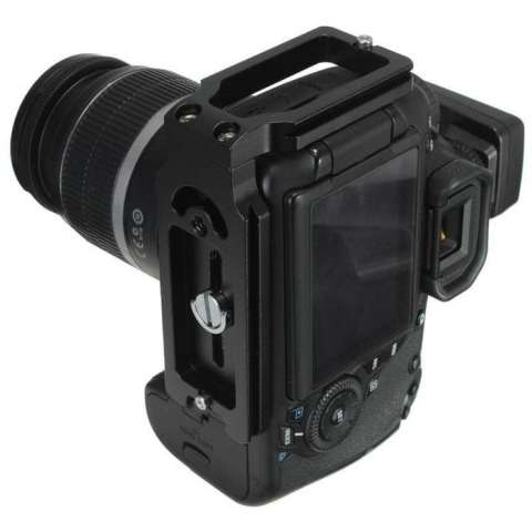 Third Party MPU-105 L Shape Quick Release Plate Bracket For QR System Tripod Head