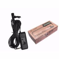 Toa Condenser Microphone Jepit ZM-360 (Mic Jepit / Mic Imam)
