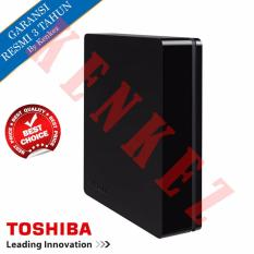 Toshiba Canvio Desk Hardisk Eksternal 2TB 3.5
