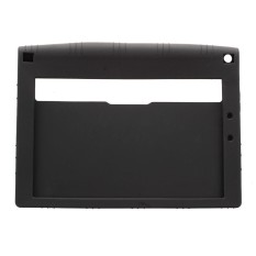 TPU Silicone Gel Rubber Case Cover untuk 10.1 ''inch Lenovo YOGA Tablet 2 1050F HITAM-Intl