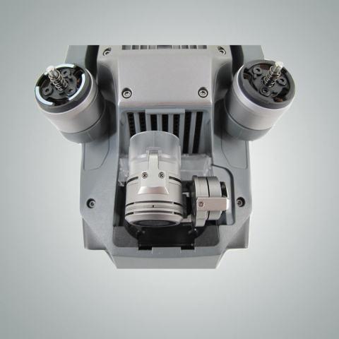 Transparan Drone Camera Gimbal Cap Bagian Protector Buckle untuk DJI MAVIC Pro-Intl