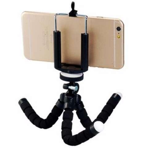 Tripod Flexible Octopus Bracket With Holder Stand Mount for Gopro Camera/SLR /DV Mini
