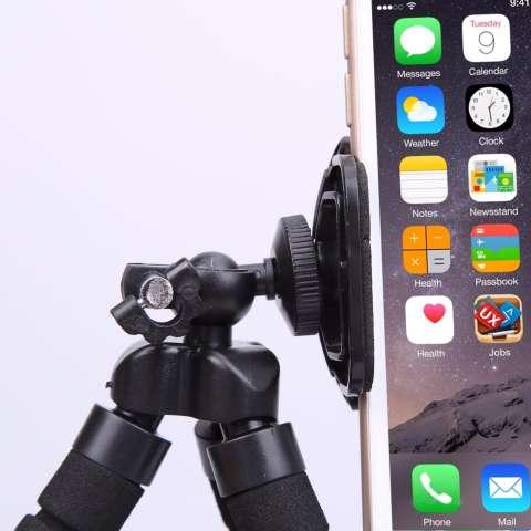 Beli Holder Camera Store Marwanto606 Source · Fleksibel Gurita Selfie Berdiri Kaki Tiga For Smartphone And Source Mount for Gopro Camera SLR DV