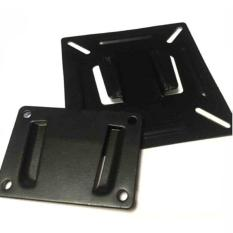 TV Bracket Metal 75 x 75 Pitch untuk 14-22 Inch Monitor & TV - Black