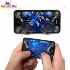 Twelven Mobile Joysticks Touch Screen Joystick For Smartphone / Android IOS