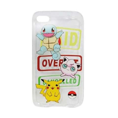 Ultrathin Case Pokemon Apple iPhone 6 4.7 Inch UltraFit Air Case / Jelly Case Apple iPhone