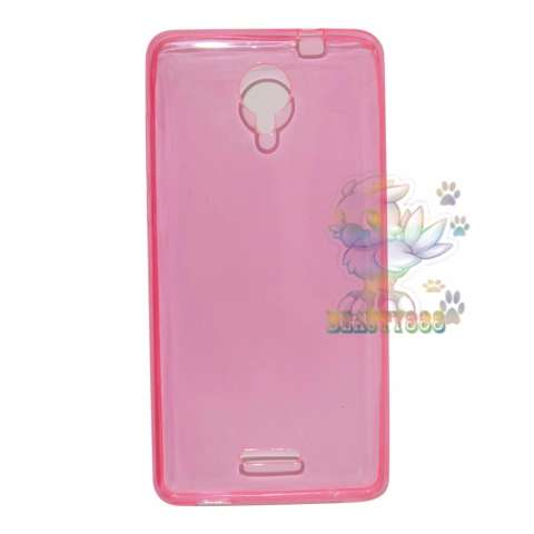 ... Ultrathin For Andromax L Ultrathin Jelly Air Case 0 3mm Soft Backcase Silicone SoftCase