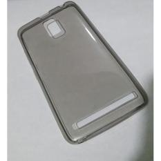 UltraThin SoftCase untuk Handphone Lenovo A6600 - Abu-abu