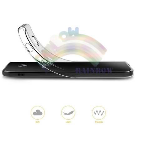 Ultrathin Smartfren Andromax L Ultrathin Jelly Air Back Case 0.3mm / Silicone Soft Case /