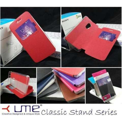 Tempat Jual Ume Flip Leather Phone Cover For Hisense F20 Pureshot Source · Ume Acer Liquid Z320 Z330 Flip Shell FlipCover Leather Case Sarung hp