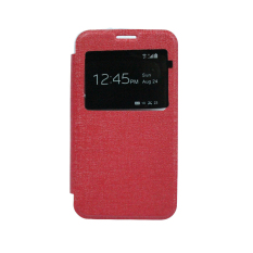 Ume Flip Cover for Lg Magna H502F - Merah