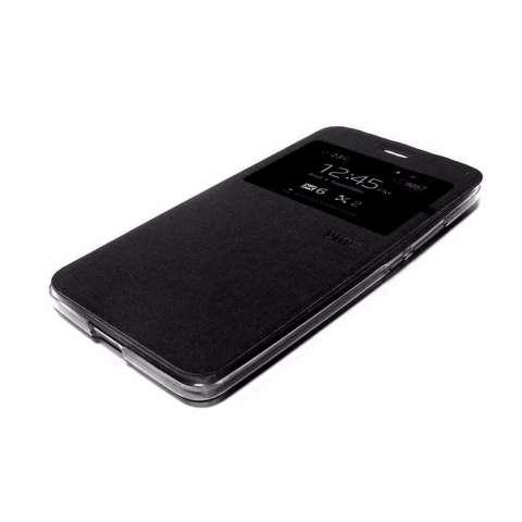 Home; Ume Leather Cover Lenovo Vibe K5 / Lenovo K5 Leather Case Sarung / Flipshell