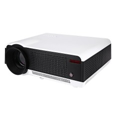 US PLUG LED - 86 LCD Projector Media Player 3500 Lumens 1280 x 800 Pixels for Home Office Education - intl