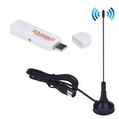 USB 2.0 TV Stick DVB-T2 DVB-T DVB-C TV Tuner DVB T DVB T2 Analog TV AV FM-Intl
