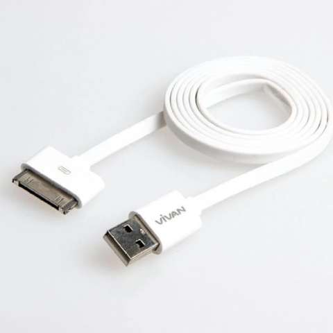 Flat 30pin For Apple Source · Termurah Pokeshop Cable Kabel Data Charging Charger . Source ·