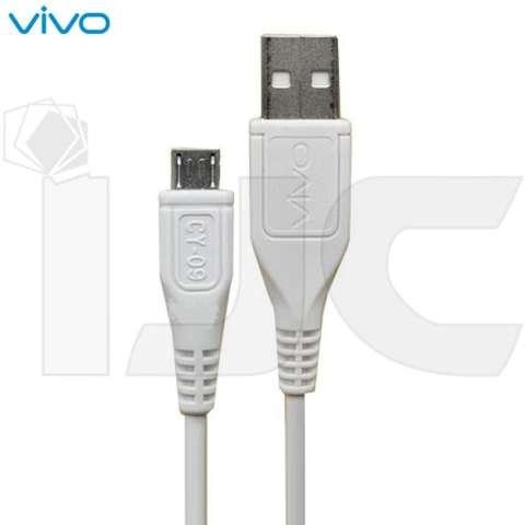 ... FREE KABEL DATA USB PUTIH. Travel Charger Vivo 5.0V - 2A T-10S for Y69 Y53 V5S Y55S Y69