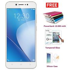 VIVO V5 LITE - 32 GB - Gold + Free 3 Item Accessories