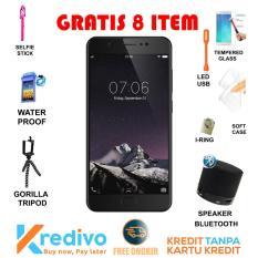 Vivo Y69 - 3/32 GB Black  Free 8 PCS Bisa Kredit Tanpa Kartu Kredit