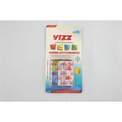 ... Vizz Baterai Batt Batre Battery Double Power Vizz Andromax U Platinum