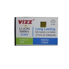 Vizz Baterai Lenovo A369/A369i & A316/A316i Double Power 2300mAh