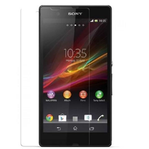 Jual Beli Vn Sony Experia Xperia T2 Ultra Dual Tempered Glass 9h Screen Protector 032mm Transparan