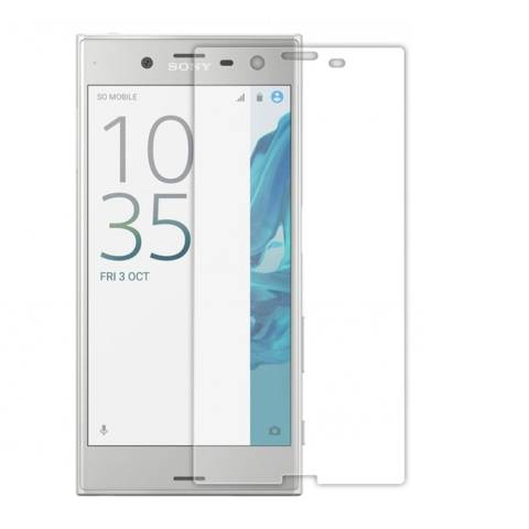 Vn Sony Experia Xperia XZ / Dual Tempered Glass 9H Screen Protector 0.32mm - Transparan