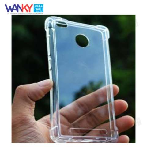 Wanky Anti Crack Shock Proof Softcase Casing Silicone For Xiaomi Redmi 4X