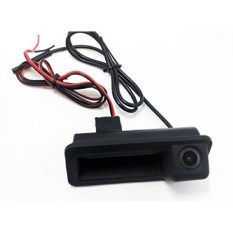 WANYING Trunk Handle Mobil Rear View Camera CCD Night Vision Car Camera untuk FORD Mondeo Fokus Range Rover Freelander 2 -Intl