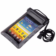 Waterproof Bag/Case for Smartphone up to 5,5 inc - Pouch Anti Air - Hitam [New]