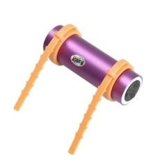 Waterproof USB Musik MP3 Player untuk Berenang Menyelam Air FM 4 GPurple-Intl