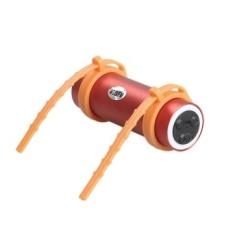 Waterproof USB Musik MP3 Player untuk Berenang Menyelam Air FM 4g (merah)-Intl