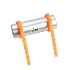 Waterproof USB Musik MP3 Player untuk Berenang Menyelam Air FM 4 GSilver-Intl