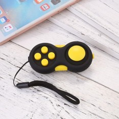 Weiyue store Portable Second Generation Game Pad Handle Reduce Press Relief Cube Gadget - intl