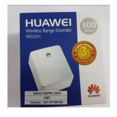 Wifi Repeater Penguat Wifi Extender Huawei WS331c 300Mbps - Putih